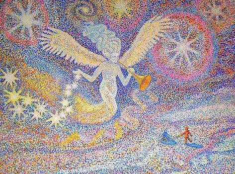 Guardian Angel by Andrey Kuznetsov