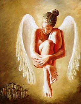 Guardian angel  by Beata Belanszky-Demko