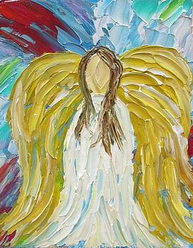Guardian Angel III by Molly Roberts