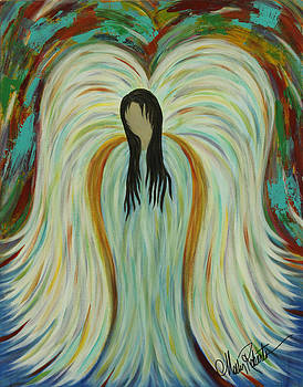 Guardian Angel IV by Molly Roberts
