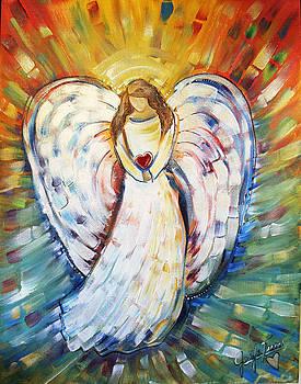 Guardian Angel by Jennifer Treece