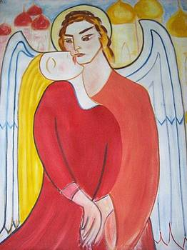 Guardian angel by Michael C Doyle