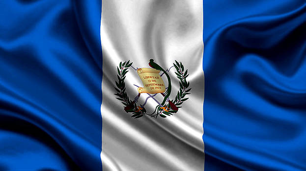 Valdecy RL - Guatemala Flag