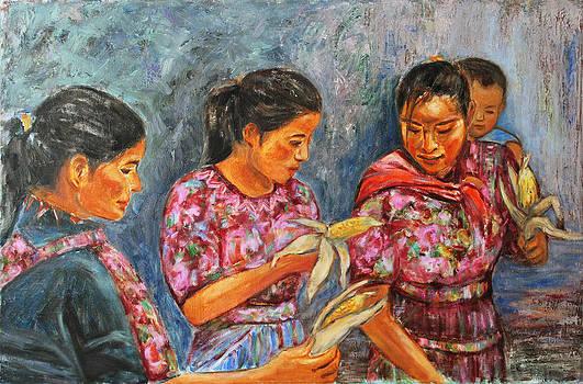 Guatemala Impression III by Xueling Zou