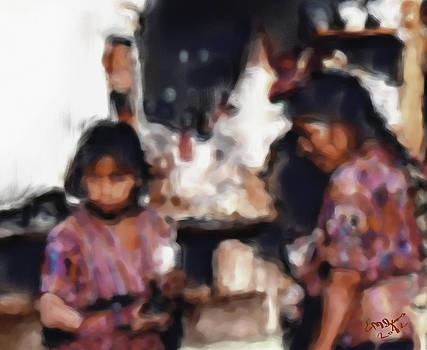 Guatemala Shopping by Elizabeth Iglesias
