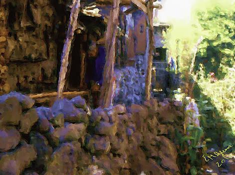 Guatemalan Carpenter by Elizabeth Iglesias