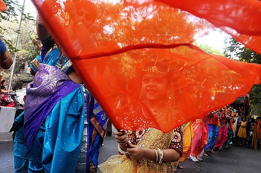 Gudi Padwa celebration by Money Sharma