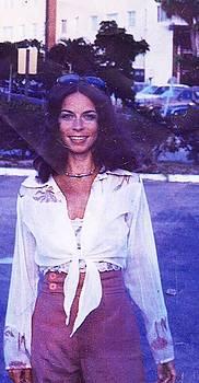 Anne-Elizabeth Whiteway - Guess Who in 1976