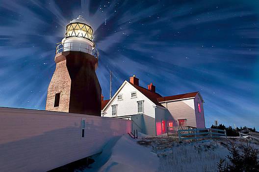 Guiding Light by Spencer Dove