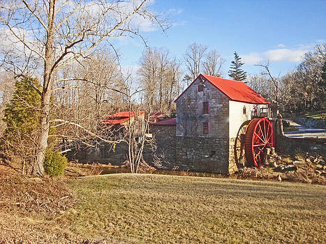 Guilford Mill by Bill Talich