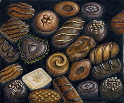 Guilt-free Chocolate by Elizabeth H Tudor