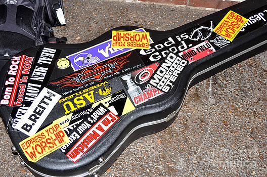 Gary Gingrich Galleries - Guitar Case-6656