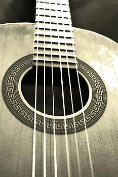 Guitar by Katina Borges