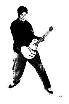 Guitar Man by Rick Brandon