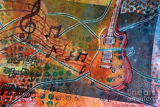 Claire Bull - Guitar Melody