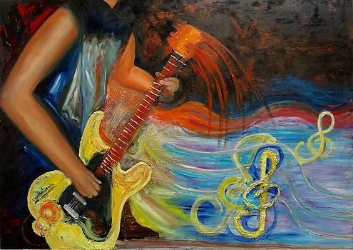 Guitar Music by Juan Sandin
