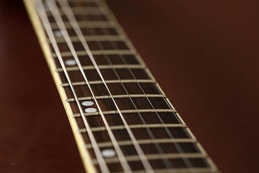 Karol Livote - Guitar Neck