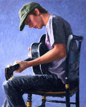 Charles Pompilius - Guitar Player II