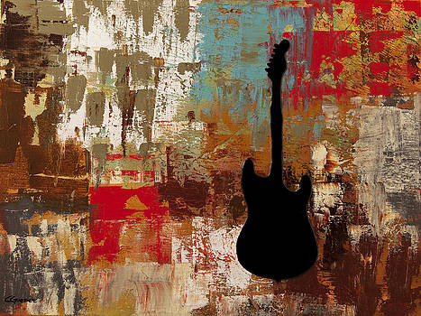 Guitar Solo by Carmen Guedez