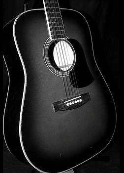 Guitar by Stephanie Leidolph
