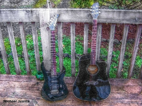 Guitars by Michael Justice