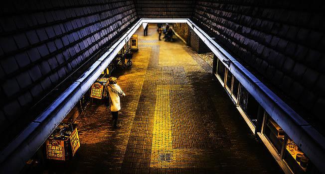 Guizenstraat Sittard From The Top by Libor Bednarik