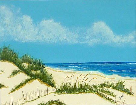 Gulf Coast I by Nancy Nuce
