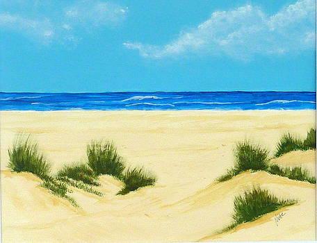 Gulf Coast IV by Nancy Nuce
