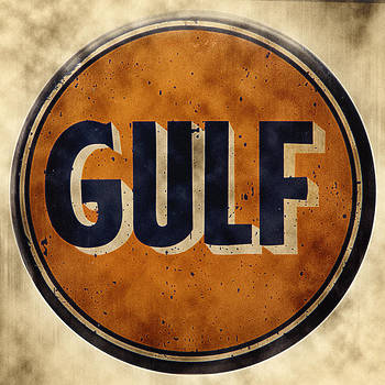 Gulf Oil by Tony Santo