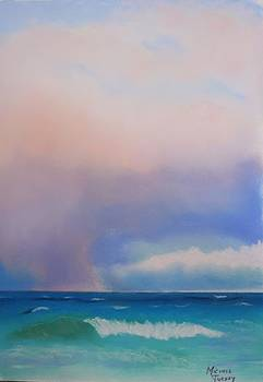 Gulf Storm by Michele Turney