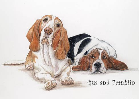 Gus and Franklin by Ellen Lyner