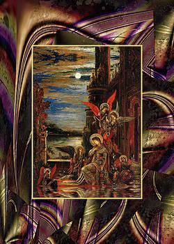 Robert Kernodle - Gustav Moreau Angels
