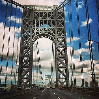 GW Bridge by Cheryl Fallon