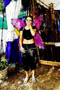 Gypsy Faery by Rebecca Fry