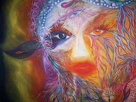 Gypsy Goddess by Alina Skye