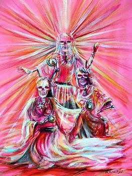 Gypsy Goddess by Heather Calderon