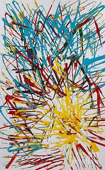 Gyration 2 by Anne Cameron Cutri