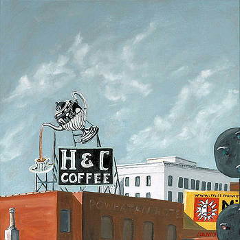 H and C Coffee by Todd Bandy