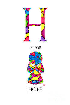 H is for Hope by Emily Lupita Studio