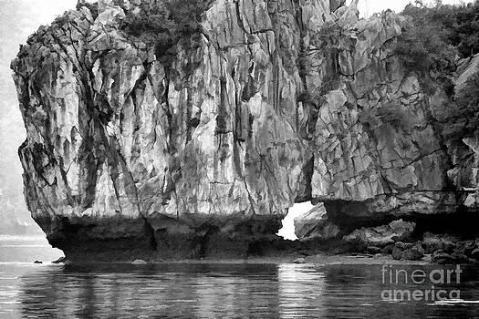Chuck Kuhn - Ha Long Bay Rock I