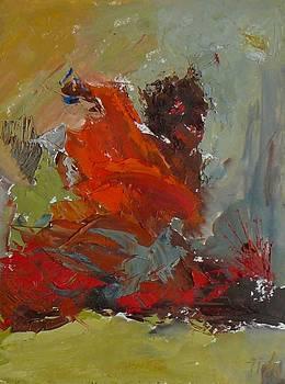 Habanera by Irena  Jablonski