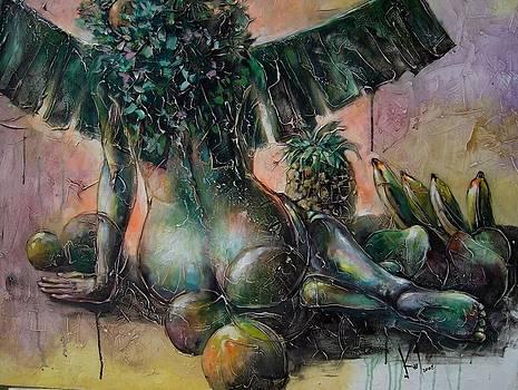 Hadas Tropicales by Carlos Reyes