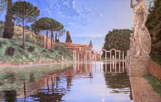 Hadrian's Ville by Loren Salazar