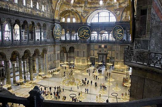Hagia Sophia Scene Eight by Cliff C Morris Jr