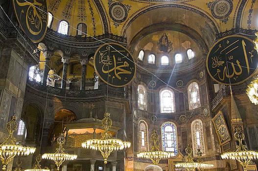 Hagia Sophia Scene Two by Cliff C Morris Jr