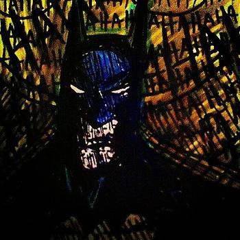 Hahaha #batman #thebatman by Chase Alexander