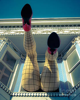 Sonja Quintero - Haight Ashbury Legs