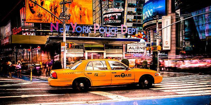 David Hahn - Hailing a Cab