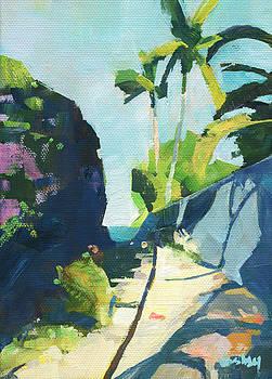 Stacy Vosberg - Halama Beach Path