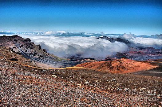 Haleakala crater HDR 1 by John Kenolio